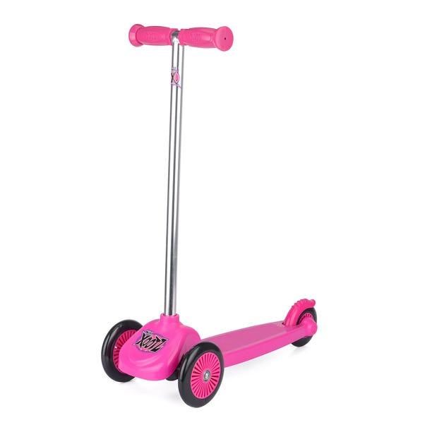 XOO Mini Pink Tri Scooter Pink