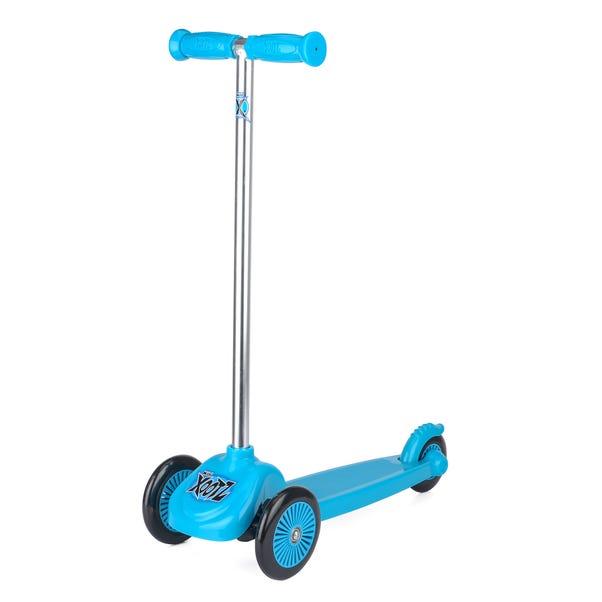 XOO Mini Blue Tri Scooter Blue