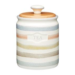 KitchenCraft Ceramic Tea Canister