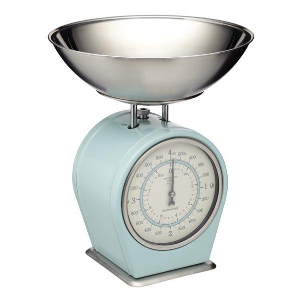 Blue 4kg Mechanical Scale Blue