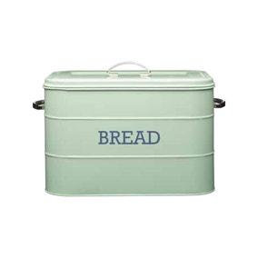 Sage Bread Bin