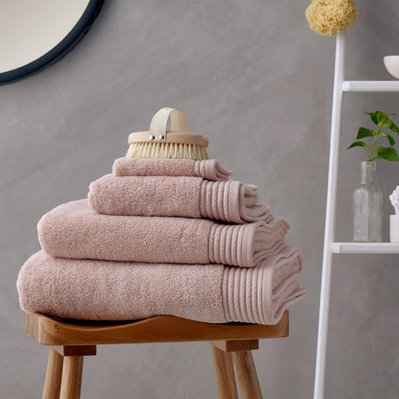 Soft and Fluffy 100% Cotton Blush Towel  undefined