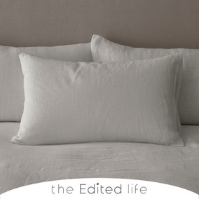 Rowan Linen Housewife Pillowcase