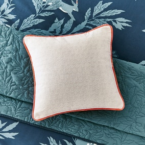 Joules Country Critters Cushion