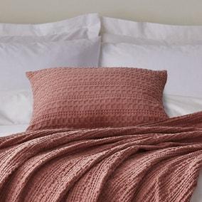 Cotton Waffle Cushion