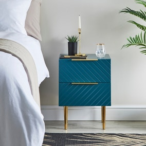 Maurice Peacock Bedside Table