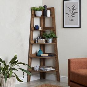 Fulton Corner Ladder Shelf