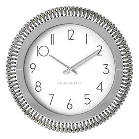 Glam Gem Edge Clock 50cm