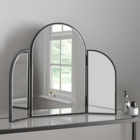 Apartment Dressing Table Mirror Black