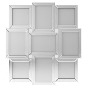 XL Mirrored Multi App Frame