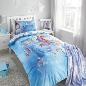 Frozen 2 Reversible Duvet Cover and Pillowcase Set