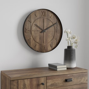 Fulton 60cm Wall Clock