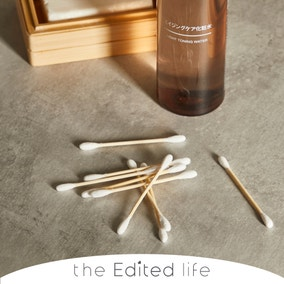 Pack of 100 Bamboo Cotton Buds