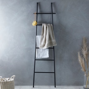 Elements Black Slim Ladder