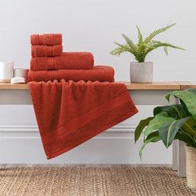 Chilli Egyptian Cotton Towel