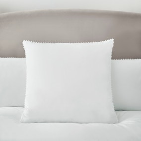 Dorma Purity Nimes 300 Thread Count Cotton Sateen Continental Square Pillowcase