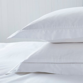 Dorma Purity Hayle 300 Thread Count Cotton Sateen Oxford Pillowcase