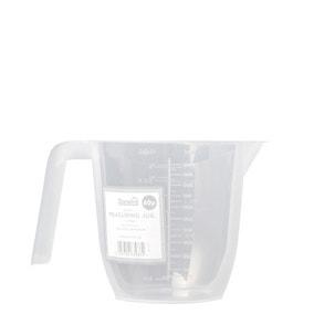 Dunelm Plastic 1L Measuring Jug