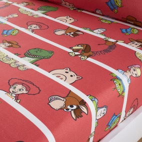 Disney Toy Story Fitted Sheet