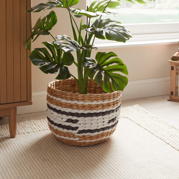 Tribal Natural Basket Small Natural