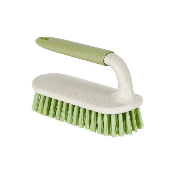 Antibacterial Scrubbing Brush Fern (Green)