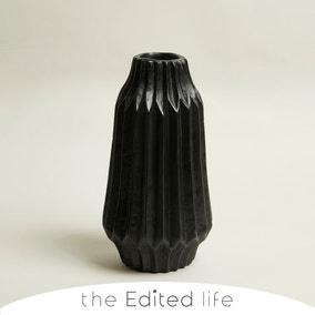 Ecomix Paper Black 28cm Ornament