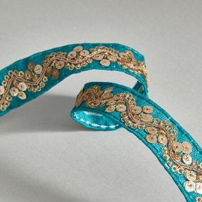 Sari Ribbon Braid 5m Length