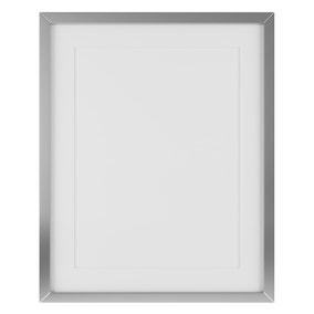 Essentials Box Frame 20x16 Silver