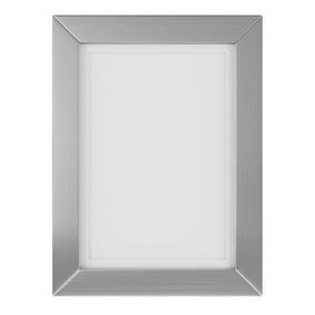 Essentials Box Frame 7x5 Silver
