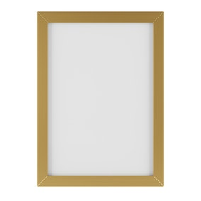 Essentials Box Frame A4 Gold