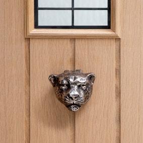 Leopard Door Knocker