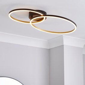 Langdon Integrated LED Ceiling Fitting