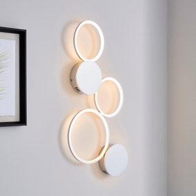 Langdon Integrated LED Wall Light