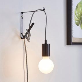 Bradford Plug in Flex Set Black