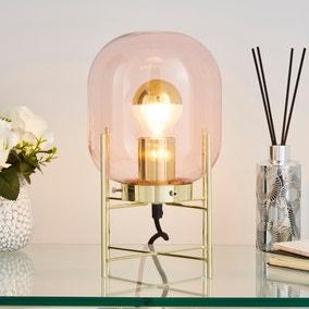 Dayo Table Lamp Pink