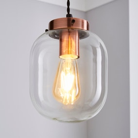 Dayo 1 Light Ceiling Fitting