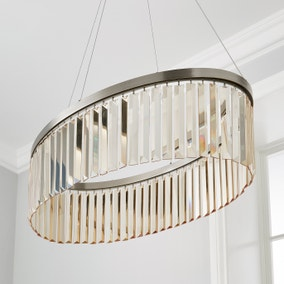 Camille Integrated LED Ceiling Fitting