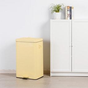 Lemon 60L Vintage Recycling Bin