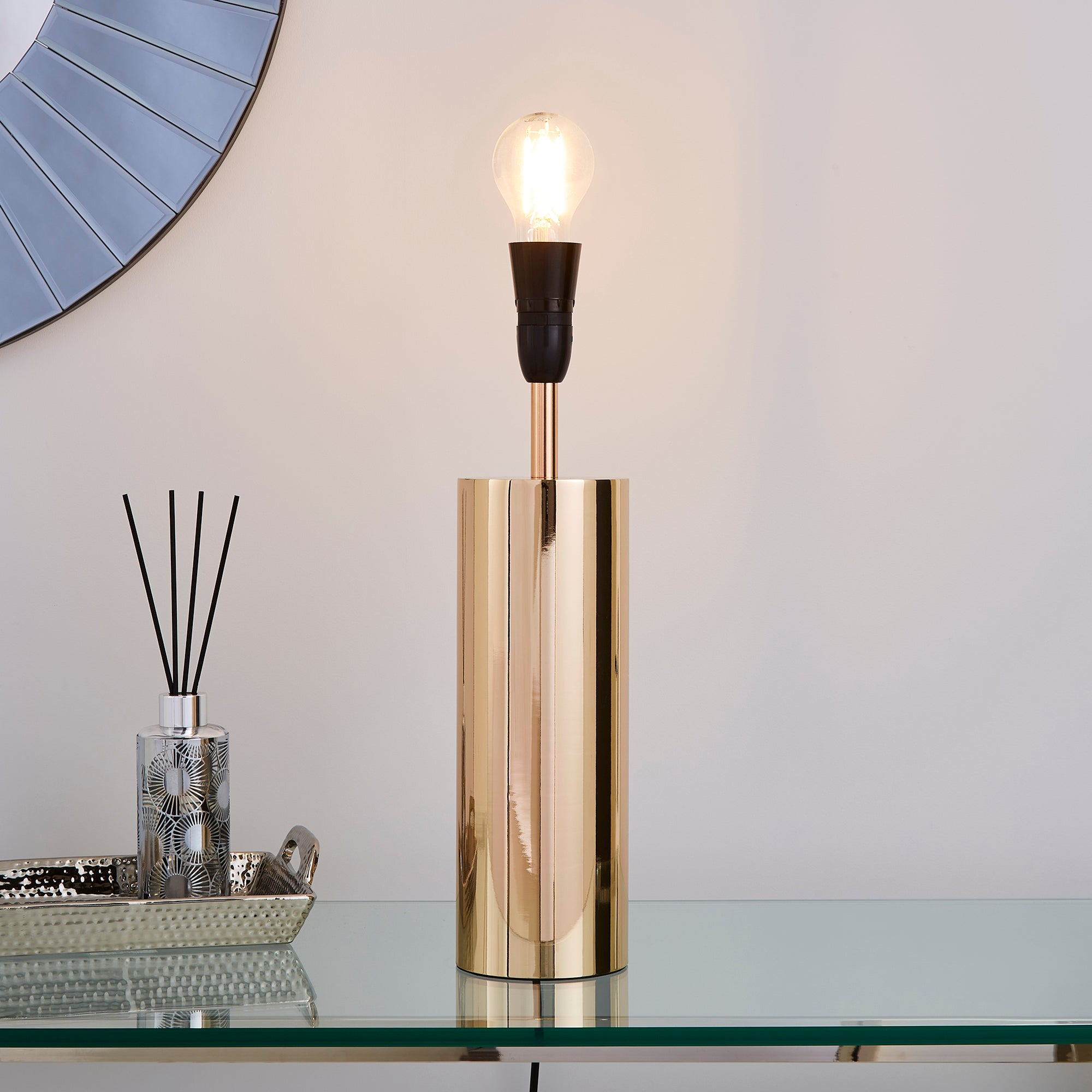 Nesa Touch Table Lamp Gold