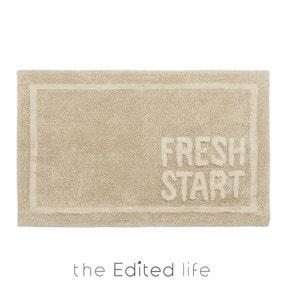 Fresh Start Natural 100% Organic Cotton Bath Mat