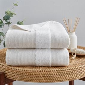 Hamam Linen Blend Bath Towel