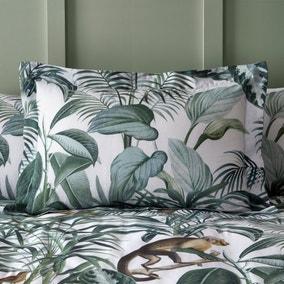 Jungle 100% Cotton Oxford Pillowcase