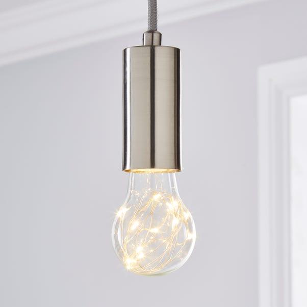 Naomi Fairy Light 11.5cm Bulb Clear