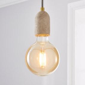 Lois 5W ES G125 Globe Dimmable Bulb