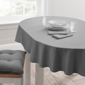 Isabelle Oval Tablecloth