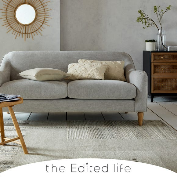Undyed Wool Rug  undefined
