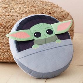 Star Wars Baby Yoda 3D Cushion