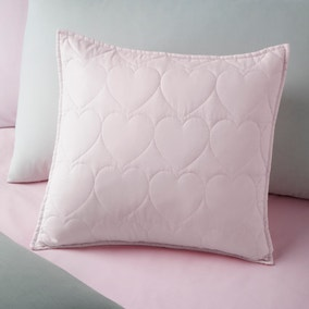 Quilted Hearts Cushion