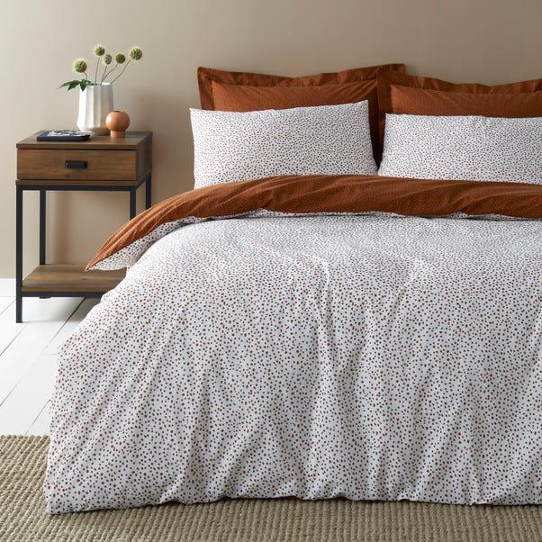 Dottie Butterscotch Duvet Cover and Pillowcase Set  undefined