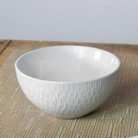 Zen White Bowl